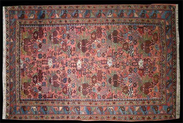 Tappeto hamadan persiano tappeti persiani antichi - Tappeti persiani antichi ...